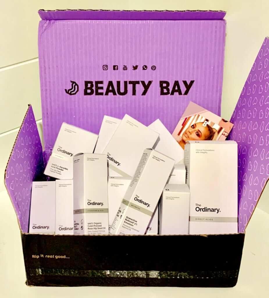 おすすめの海外通販Beauty Bayの写真